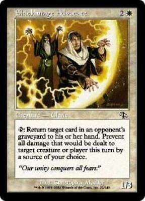 2X Judgment NM MTG Nullmage Advocate Foil