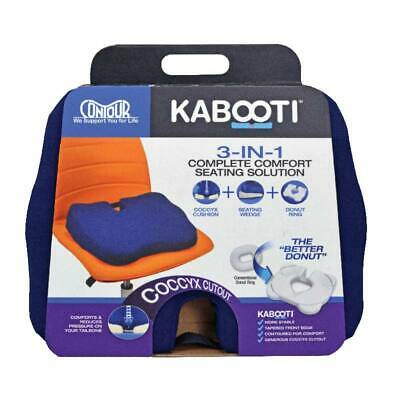 "CONTOUR 1 EA 30751RB Kabooti Comfort Ring with Blue Cover, 17-1/2"" x x CHOP"