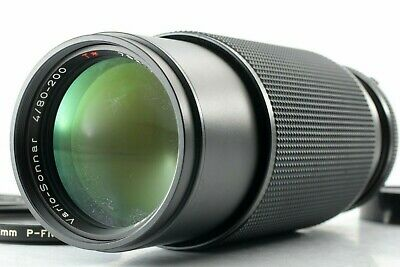 【Exc+3】Contax Carl Zeiss Vario Sonnar T* 80-200mm F/4 MMJ Lens From JAPAN #168