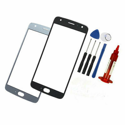 Outer Front Screen Glass Lens Replacement LOCA For Motorola Moto X4 X 4th XT1900