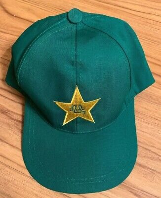 NWT Pakistan National Cricket Team Adjustable Hat Cap 2019 World Cup Free Size