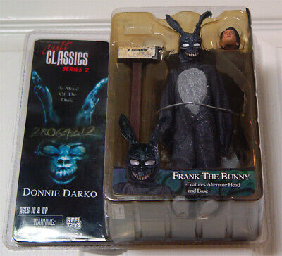 "Donnie Darko Frank the Bunny 7"" Scale Action Figure Cult Classics Series 2 NECA"
