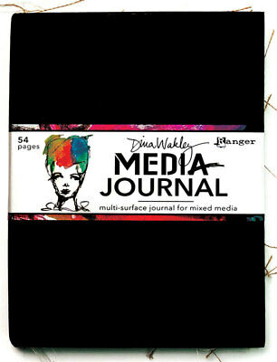 Dina Wakley Media Journal 8 x 10 for Mixed Media