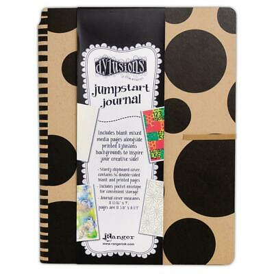Dylusions Jumpstart Journal Large 9 x 12