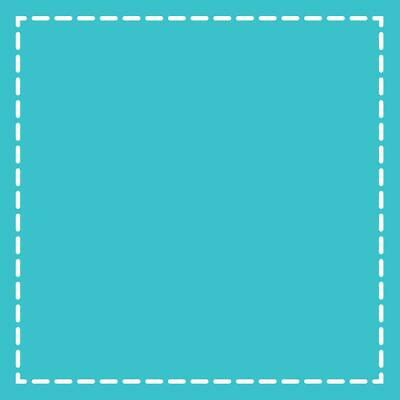 Sizzix Bigz L Die Square - 4.5 inch Finished - 5 inch Unfinished