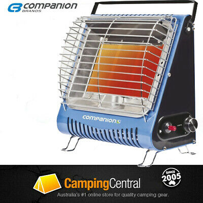 Companion Lpg Portable Gas Camp Tent Heater Camping Comp232 Outdoor Heater