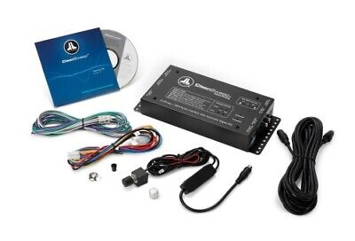 JL Audio CL441-DSP Vollautomatischer 120-Band Digital-Equalizer DSP Software JL