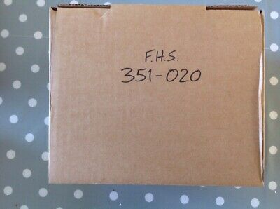 HERMLE 351-020 Clock FHS MOVEMENT Westminster In Box Ex Clockmakers Parts