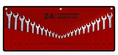 """Best Value 24-Piece Master Combination Wrench Set
