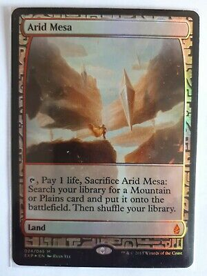 Mtg arid mesa expo x 1 nr mint condition