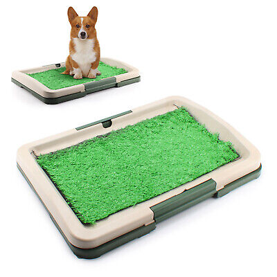 Puppy Potty Training Pad Pet Toilet Train Seat Dog Litter Tray Indoor House New