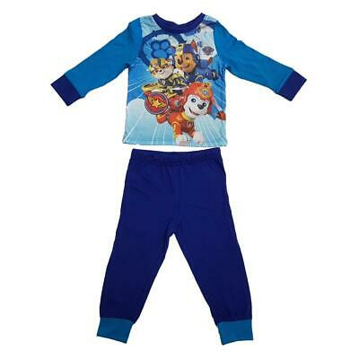 Paw Patrol Boys Pyjama Rubble Chase & Marshall Sizes from 18 months to 5 years