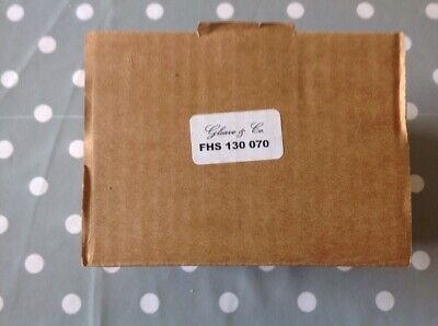 Hermle 130-070 Clock Movement 8 days, Floating Balance, Strike Two Bells. In Box