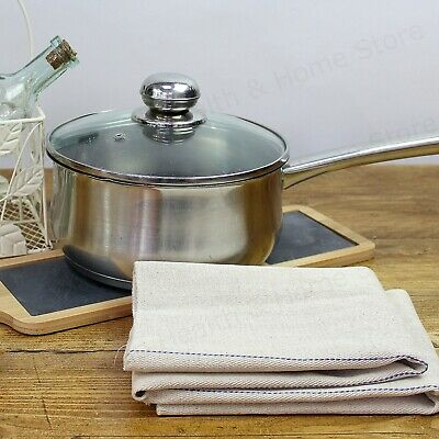 Large Heavy Duty Professional Catering Kitchen Hot Oven Cloths. 100% Cotton.