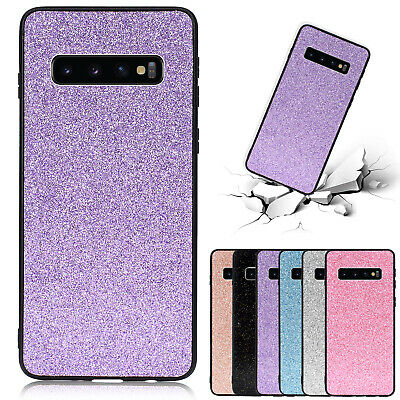 For Samsung Galaxy A30 Case A50 A10 S10 Plus J4 J6 Luxury Rubber Skin Slim Cover