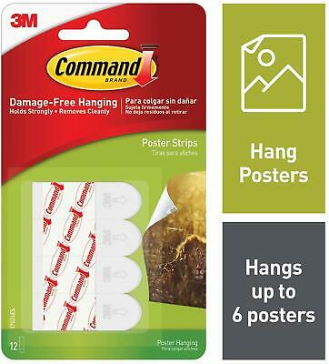 3M Command Picture Frame Hanging Adhesive Stick on Strips - Small Cheapest