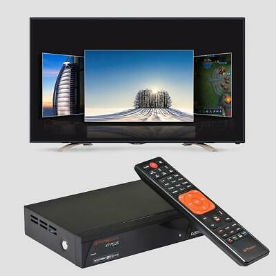 GTmedia V7 Plus Wifi Satellite Receiver HD 1080P TV Box DVB-S/S2 + T/ T2 Decoder