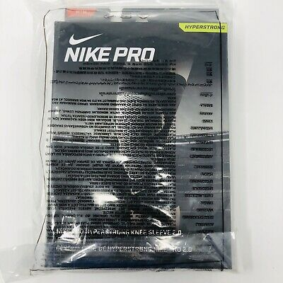 99abdd72eb New Nike Pro Hyperstrong Knee Sleeve 2.0 SMALL Athletic Support SEALED #GR  🔥