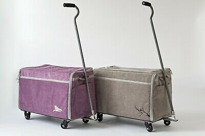BABYLOCK SOLARIS SEWING Machine Trolley and Embroidery Case