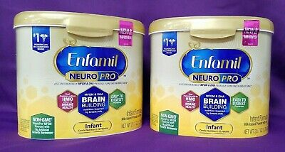 Enfamil NeuroPro Infant Powder Formula, 20.7oz- expires 10/01/2019