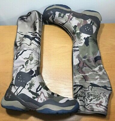 838ed0dc096b1 NEW Mens Under Armour Ridge Reaper OPS Hunter Camo Boots Size 8.5  1262052-900