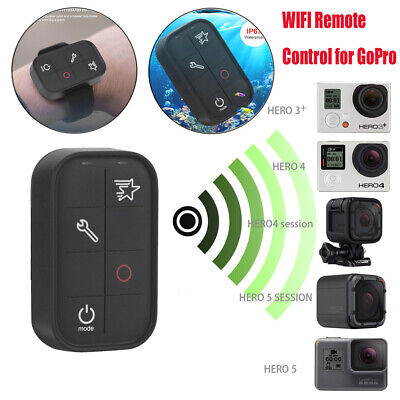 Waterproof Wireless Smart WIFI Remote Control for GoPro HERO6/5/SESSION/4/3 WN