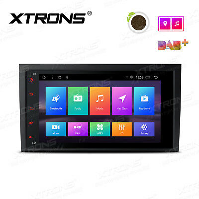"""XTRONS 8"""" Android 8.1 DAB+ OBD2 Dash Car Radio Stereo GPS Head Unit For Audi A4"""