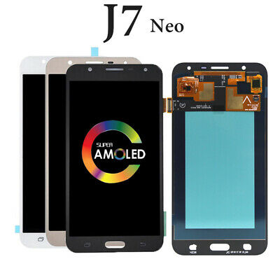 Original Galaxy j701f for Replacement with Display Samsung Neo LCD J701 OLED