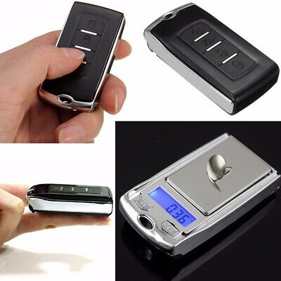 High Precision Scale 200G/100G 0.01G Digital Scale Car Key Jewelry Weigher Safe
