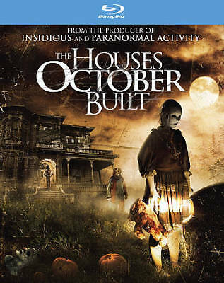 The Houses October Built [Blu-ray]