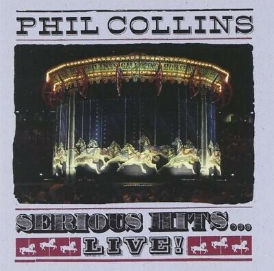 Phil Collins - Serious Hits...Live ! - CD