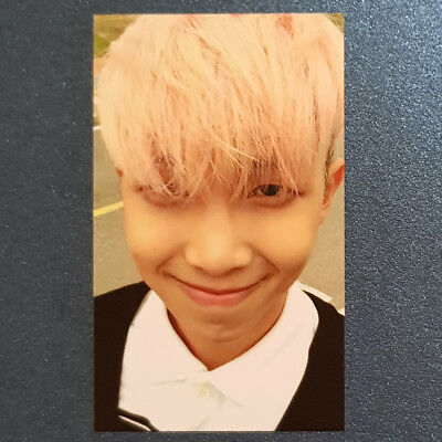 Rm - Official Photocard 4th Album in the mood for Love part 2. BTS Kpop