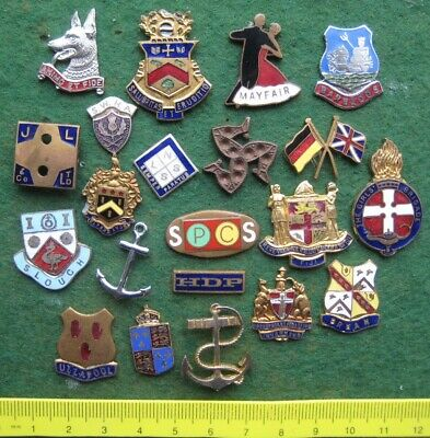 Badges & Mascots Automobilia Practical Adac Car Grill Badge Emblem Metal Enamled Car Grill Badge Emblem Logos