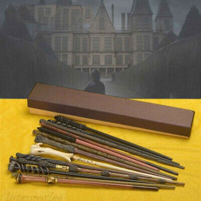 Harry Potter Magic Wand Hermione Dumbledore Voldemort Ron Wands In Gift Box Xmas