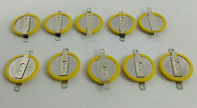 10 x Batteries Backup CR1616 for Game Boy Pokemon Red Blue Yellow