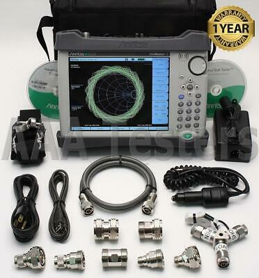 Anritsu Site Master S331E Cable & Antenna Analyzer SiteMaster w/ Option 19 S331