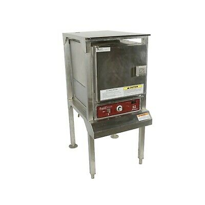 Southbend R2 Electric Pressureless Steamer Oven w/Stainless Steel Floor Stand