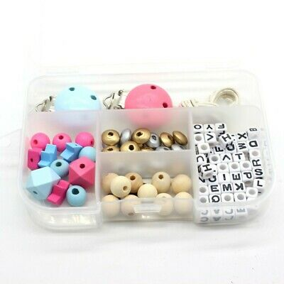 DIY Gift For Children Necklace Bracelet Jewelry Making Cute Crafts Baby Gift Toy