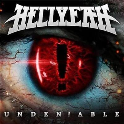 Hellyeah Unden!able 4 Extra Tracks CD & DVD All Regions NEW