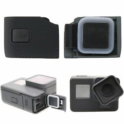 For GoPro - Replacement Side Door for HERO5 Black Camera - Black
