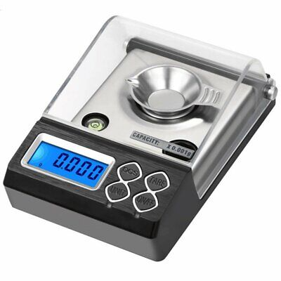 0.001 Gram Precision Jewelry Electronic Digital Balance Weight Pocket Scale