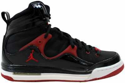 13f89f343c4 845204-006 NIKE AIR Jordan Ol' School Low (BG) Black/Gym Red-White ...