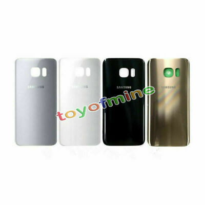 Replacement Housing Back Battery Glass Cover for Samsung Galaxy S7 / S7 Edge