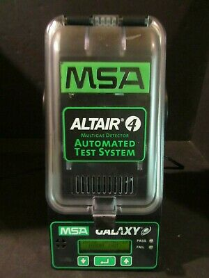 MSA Altair 4 Galaxy Automated Test System