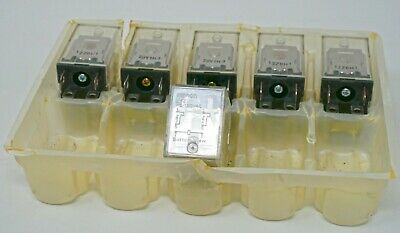 Lot of 6 Omron LY2 Relay DPDT IEC255 10A 110VAC *FREE SHIPPING*