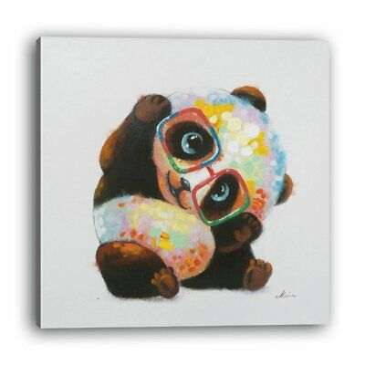 197 PH-218 Canvas Prints Painting Home Room Decor Wall Art Poster Panda%y1