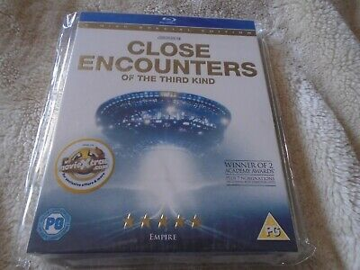Close Encounters Of The Third Ind 2 Disc Special Edition Bluray