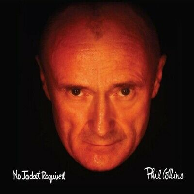 Phil Collins - No Jacket Required (Deluxe Edition) (Remaster 2016) - Rhino 8122