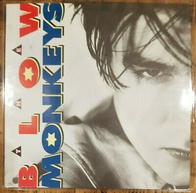 "THE BLOW MONKEYS - It Doesn't Have To Be This Way ~7"" Vinyl Single~"