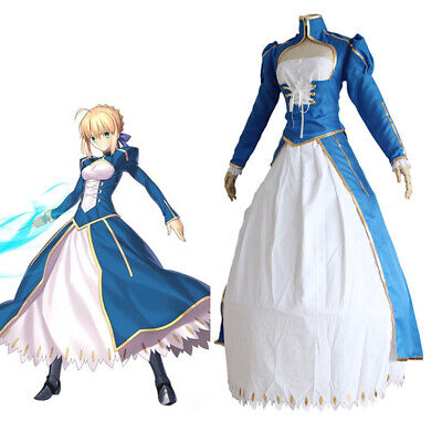 Cosonsen  Fate Stay Night UBW Alter Saber Cosplay Costume Christmas Cosplay